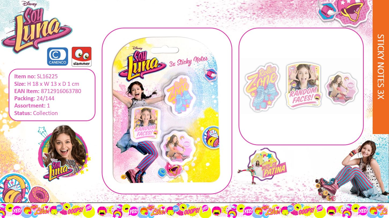 Disney Soy Luna Sticky Notes