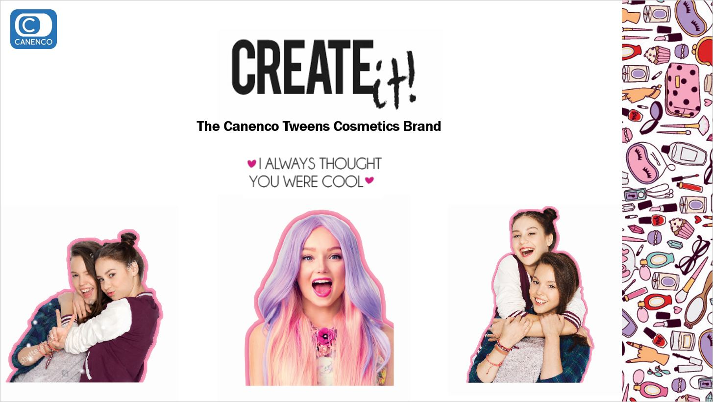 New collection Create It!