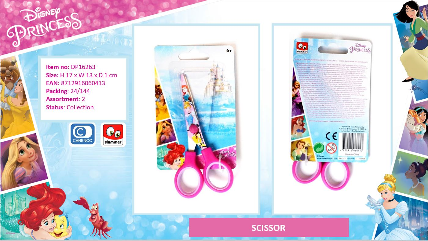 Disney Princess Scissor